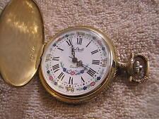 Vintage Paul Maret Quartz Pocket Watch