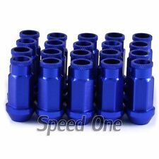 M12 1.5mm  Racing Wheel Tuner Lug Nuts for Hyundai Santa Fe Genesis Coupe  Equus