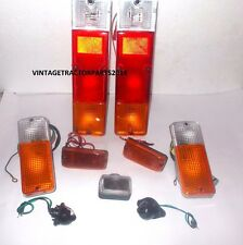 Turn / Tail - Brake / Marker Complete Set of Lights  - Suzuki Samurai 86-95