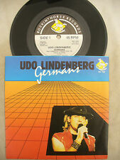 UDO LINDENBERG GERMANS / THE SHADOW OF YOUR SMILE rockin horse / rh 103 p/s