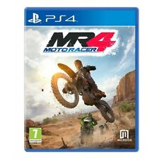 Motoracer 4 PS4 game (compatible PSVR) brand new