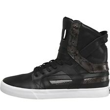 MEGA HIT 100 % ORIGNIAL !!! SUPRA SKYTOP II men's boots size UK 7/7,5/8/8.5/9