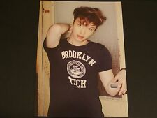 EXO-M EXO DIE JUNGS PREMIUM PHOTOBOOK POST PHOTOCARD POSTCARD - LAY