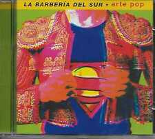 La Barbería Del Sur ‎– Arte Pop CD 1998