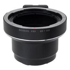 Fotodiox Objektivadapter Pro Hasselblad V-Objektiv für Sony Alpha E-Mount Kamera