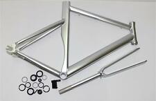 Toto Bicycle Bike Fresco Silver Size 58cm Aluminum Frame Set