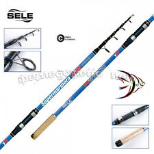 CANNA DA PESCA CARBONIO SUPERMORMORA SURFCASTING BEACH  LEDGERING 224940