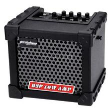 Aroma TM-05 10W Guitar Amp Amplifier Speaker with Power Adapter AL W8A2