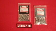 CRAFTSMAN Combination Ignition Wrench Set  SAE Metric 20 pieces  NEW  USA