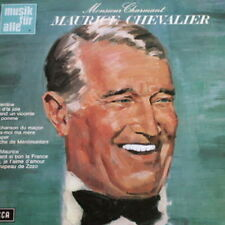 """12"""" Maurice Chevalier Monsieur Charmant Steinway & Sons DECCA ND 620"""