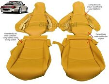Porsche 911 Carrera, 993 1995-1998 Leather Seat Covers Replacement
