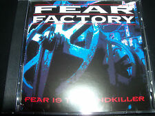 Fear Factory Fear Is The Mindkiller (Australia) CD – Like New
