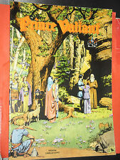 PRINCE VALIANT- N°8 - THE DAYS OF KING ARTHUR-CONTI-1945/1946 :HAROLD FOSTER-HAL