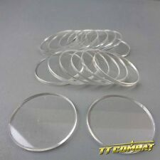TTCombat - Round Clear Bases (40mm)