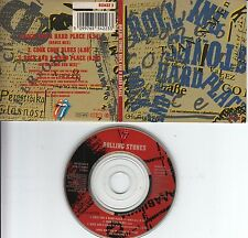 Rolling Stones  CD-SINGLE  ROCK AND A HARD PLACE    ( 3inch )