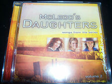 Mcleods Daughters CD Rare Soundtrack Volume 2 Songs From The TV Series - LIke Ne