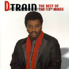 Best Of The 12 Inch Mixes - D Train (2000, CD NEUF)