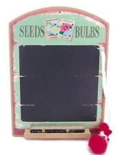 Mini Chalkboard - Seeds - By Padblocks