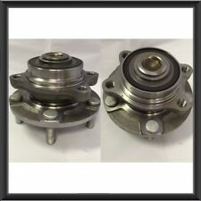 FRONT WHEEL HUB BEARING ASSEMBLY FOR INFINITI G35 (2WD-RWD) 2003-2006 PAIR NEW