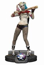 Suicide Squad Harley Quinn Action Figure Finders Keypers Statue Margot Robbie DC