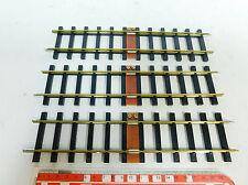 AY146-0,5# 3x ETS Spur 0 (1:45)/DC 752 (?) Anschlussgleis gerade, NEUW