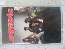 Extreme by Extreme - self titled Cassette 1989 Cassette Hard Rock