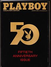 PLAYBOY MAGAZINE * JANUARY 2004 * 50th ANNIVERSARY * $.99 ship for add'l mags *