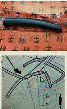 Guarnizione capote superiore sx  Alfa Romeo Spider serie 916 codice. 60598471
