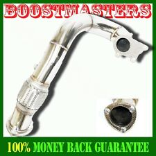 "96 - 05 VW JETTA/GOLF 1.8T 3"" turbo downpipe STAINLESS for T3/T4 5 bolt only !!"