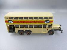 "Wiking:D38 Doppeldeckerbus ""ATA"" (HV3)"
