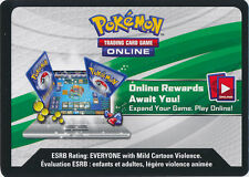 Pokemon Shiny Kalos Tin: Shiny Yveltal Code Card TCGO Code Card Unused Fast Ship