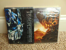 Transformers Revenge of The Fallen DVD 2 Disc Special Edition Set NEW