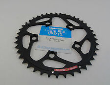 NOS Shimano XT Outer Chainring,FC-M739/FC-M737, 5-Arm, 42T, Black, #16M94200,New
