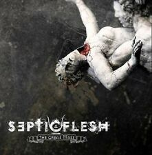 SEPTIC FLESH - The Great Mass CD