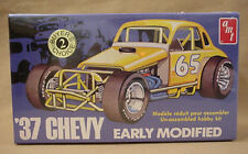 37 Chevy Early Modified AMT plastic model car kit 1937 # 6087