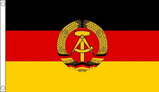 5' x 3' East Germany Flag German Flags Europe Banner