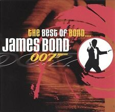 The Best of Bond: James Bond Various Artists MUSIC CD