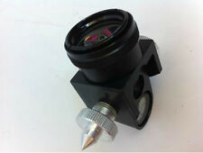 Mini Prism with 3 Three Poles for Total Station Brand New 0mm Prism Offset(A)