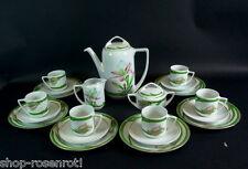 Rosenthal Kaffeeservice Donatello Lilie - sehr schön -  6 Personen