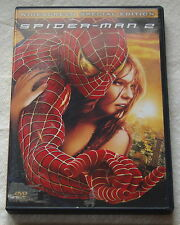 SPIDER-MAN 2,Toby Maguire,Kirsten Dunst,James Franco,Alfred Molina,2-Disc,FUN$$$