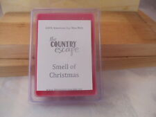 Smell of Christmas Scented Soy Wax Clamshell Melt Tart- 2wks of Fragrance