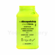 Decopatch glue/varnish 300g Para decopatch Decoupage Papel Limitado Oferta Especial