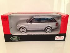 Range Rover Sport Silver 1:43 Scale Rastar 36600 New FREE UK POSTAGE