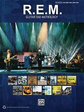 R.E.M. Guitar Tab Anthology by Alfred Publishing Co., Inc. (Paperback /...