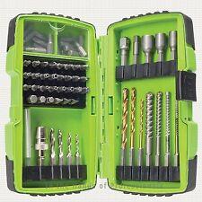 Greenlee DDKIT-1-68 Electrician's Drill Driver Bit Kit, 68-Piece    NEW