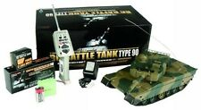 PRE ORDER - Heng Long Radio Control RC Military Army War Battle BB T90 Tank 3808