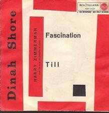 6336 DINAH SHORE  FASCINATION
