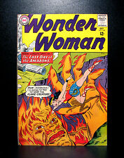COMICS: DC: Wonder Woman #149 (1964), Wonder Woman Family app - RARE (batman)