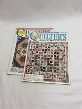 Lot Of Quilters Newsletter Quilting Magazines
