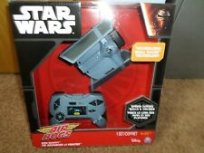 Star Wars Air Hogs Tie Advanced x1 Fighter Ship Wall Racer Remote Control Disney